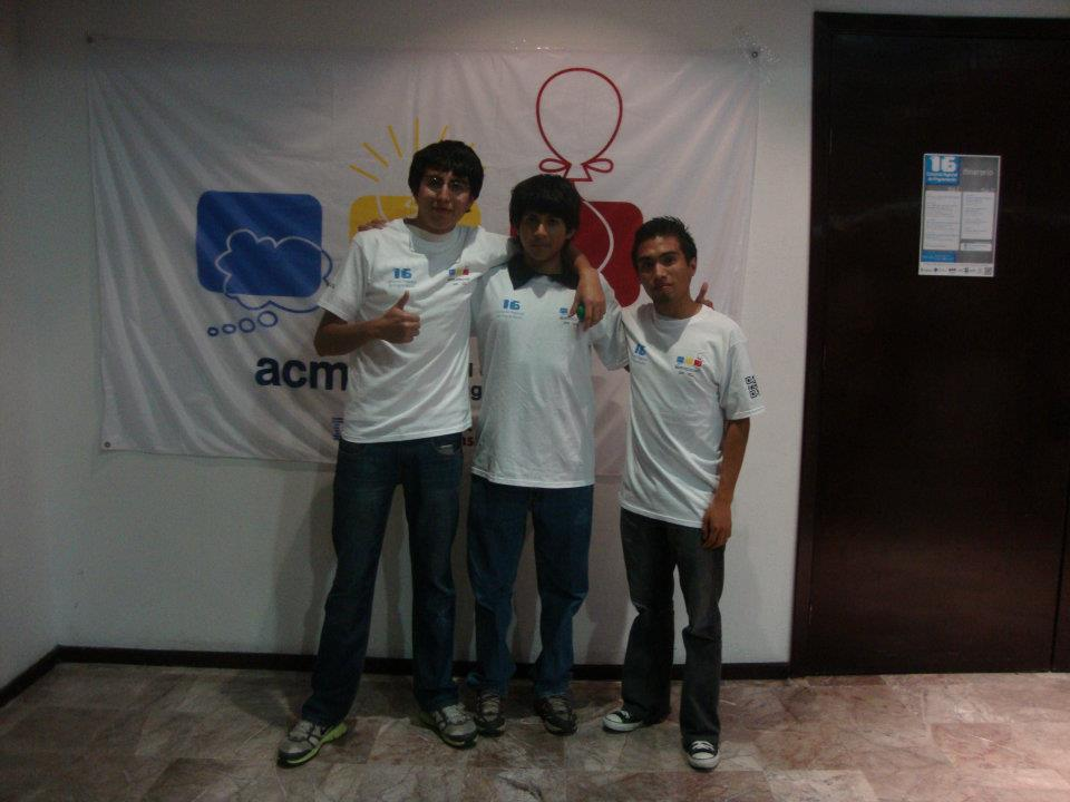 Hurones salvajes - ACM ICPC 2011