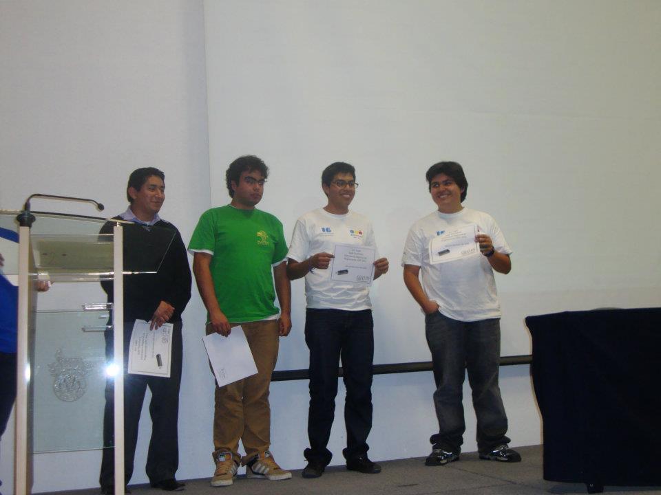 Escoders - ACM ICPC 2011