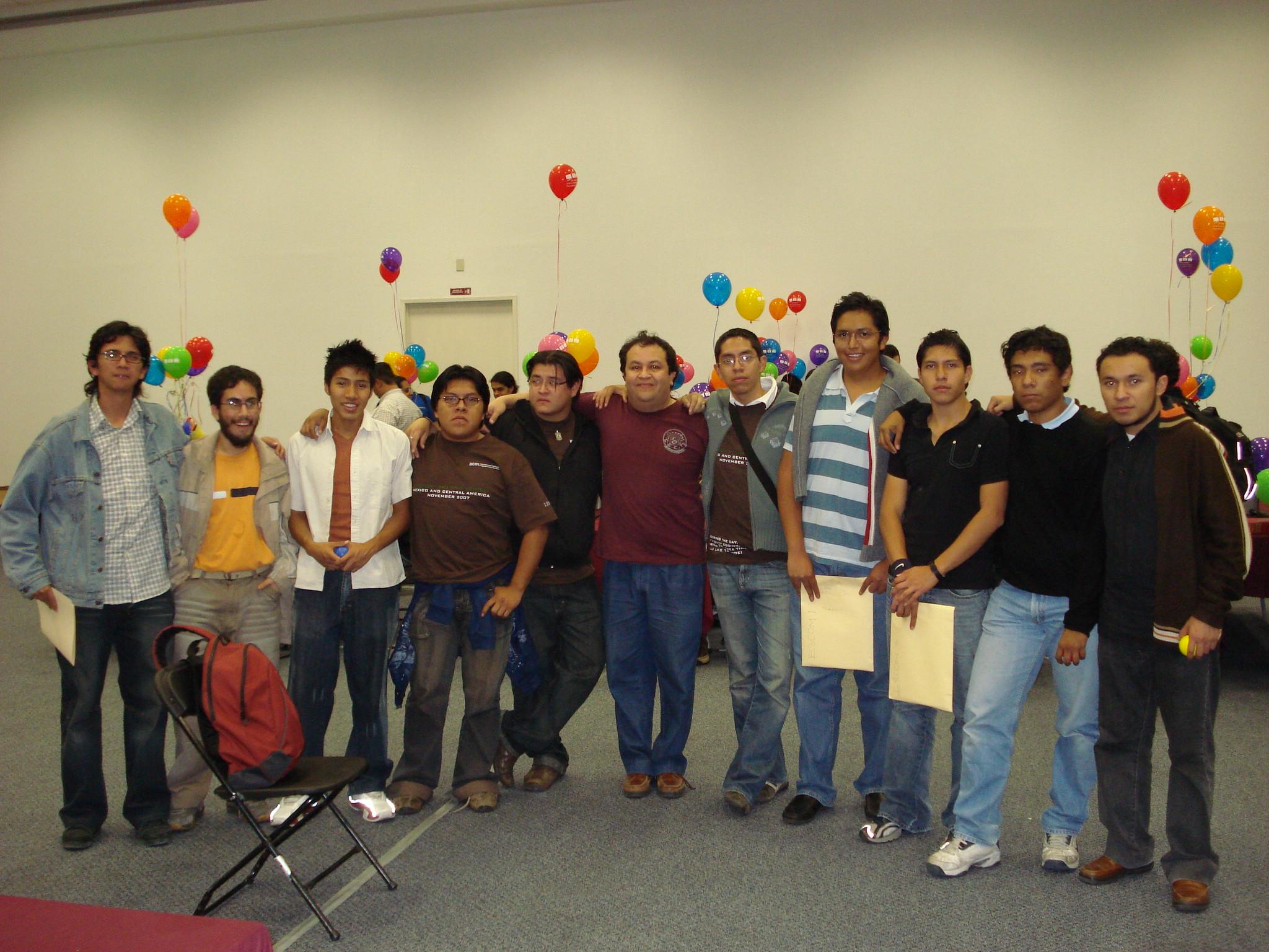 ESCOM teams 2007